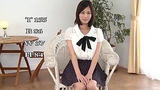 Incredible Japanese girl Maki Motoi in Crazy Small Tits, Solo Girl JAV scene