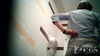 Hidden Zone Gals toilets hidden cams thirty