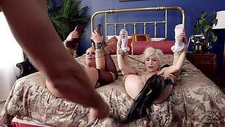 Phoenix Marie & Piper Perri & Ramon Nomar in My Step-Mother Is A Secret Sex Slave - TheUpperFloor