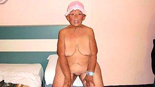 OmaGeiL Collected Amateur Grandmas in Slideshow