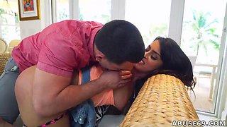 School girl handjob Sophia Leone Gets It The Way She Wants It Hard