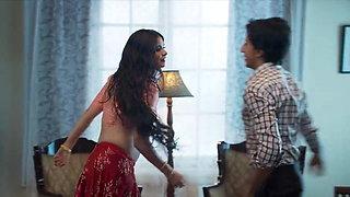 Indian Actress Abha Paul Cheating Sex with Neighbour Boy