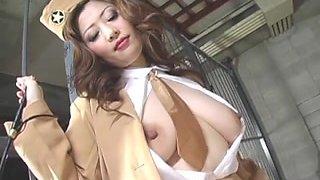 Japan army femdom