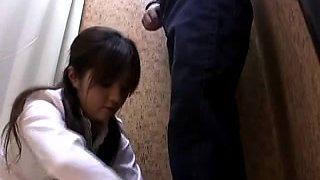Japanese Dressing Room Flash(censored) #1