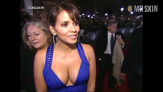 Halle Berry showing off her assets in the hottest nude scenes