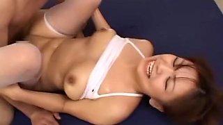 Exotic Japanese model Meguru Kosaka in Crazy Fetish, Lingerie JAV movie