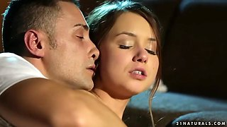 tasty pussy of lovely taylor sands gets licked and banged with passion