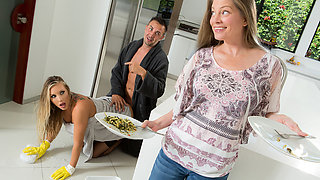 The Perfect Maid 3 - BrazzersNetwork