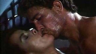 Pilar Orive In Classic Steamy And Sweaty Love Scene