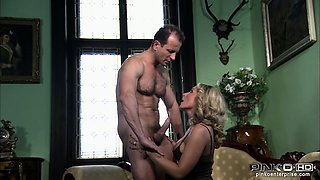 Glamour milfs are simply awesome. Watch this hot milf