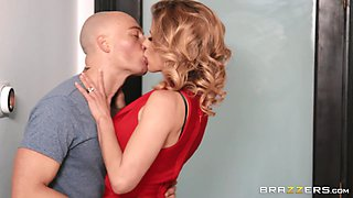 Stud treats iconic MILF Cory Chase to a rousing anal bang