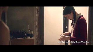 Stacy Martin nude - Nymphomaniac vol.1 (2013)