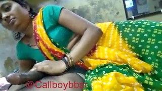 Desi bhabi sucking part-2