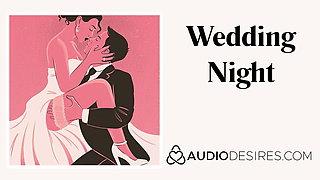 Wedding Night - Marriage Erotic Audio Story, Sexy ASMR