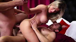Stepson Keeps Drugging His Stepmother and Fucking Her