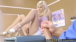 Brazzers - Doctor Adventures - Julia Ann Kylie Page and Jess