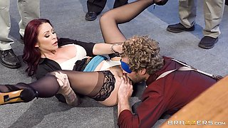 Only in office hours with Monique Alexander