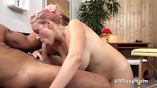 Angel Wicky in HD Pissing Video Piss Drenched Spa - Vipissy