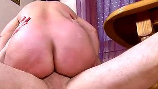 Mature Spanish Midget Loves to Suck and get Fucked