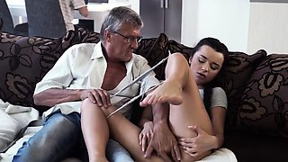 Teen fucks older woman What would you choose - computer or y