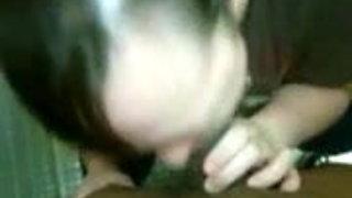 Soccer Mom Deepthroats BBC & Swallows Cum at Mall