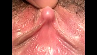 Big clit and squirt