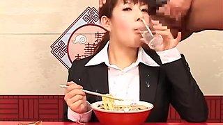 Bukkake food part three(censored)