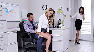 Isabelle Deltore, Isabella Nice In Intra Office Sex Romp