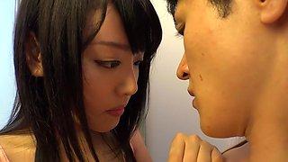 Amazing Japanese chick Hikaru Konno, Mao Hamasaki, Maya Kawamura in Fabulous big tits, college JAV movie